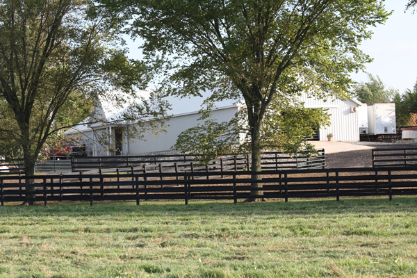 The stables at Blairwood Farms