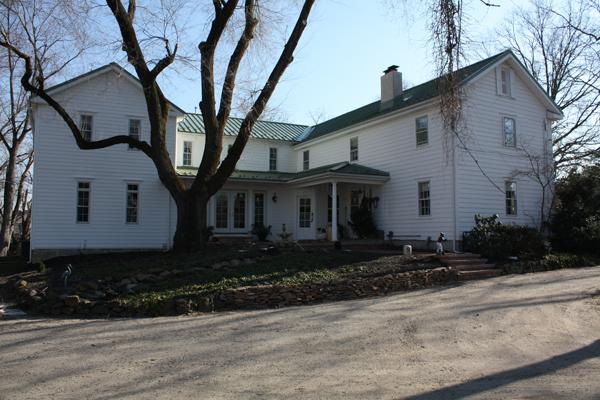 Blairwood Farms white house